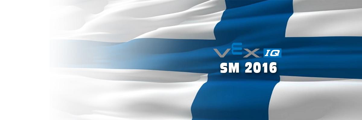 VEX IQ Challenge SM 2016 Helsinki