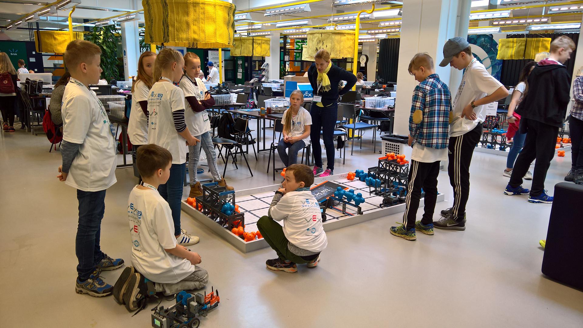 VEX IQ Oulu_1