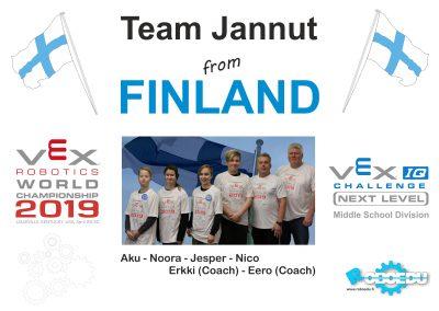 Team Jannut (FIN)