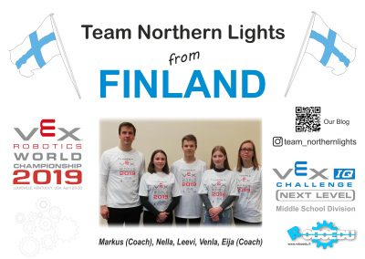 Team Northern Lights (FIN)