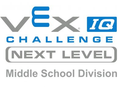 VEX IQ Challenge NEXT LEVEL Middle School Division
