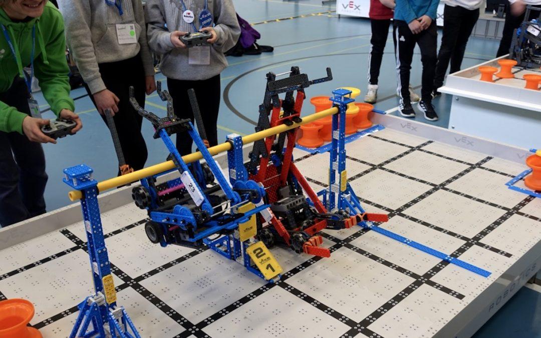 Innokas 2019 -ohjelmointi- ja robotiikkaturnaus